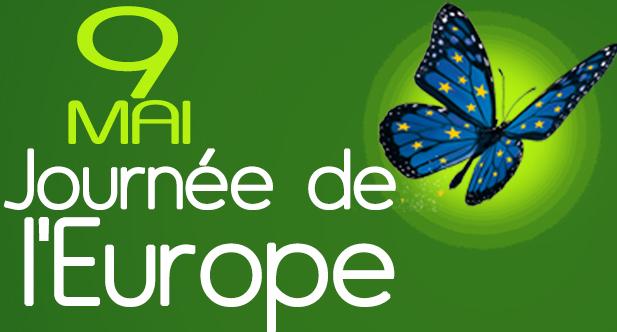 Actualités Journée de l'Europe
