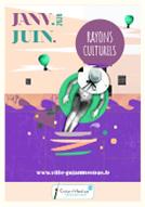 Couve Plaquette culturelle - Janvier à Juin 2020