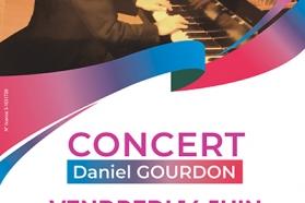 Affiche Daniel Gourdon