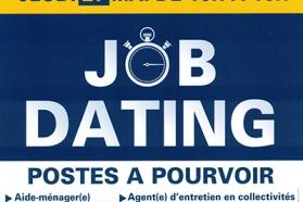 Affiche Job Dating L'ESSOR