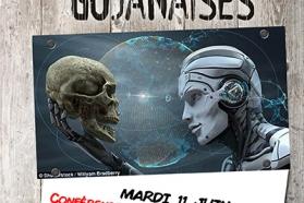 Affiche Rencontres Gujanaises intelligence artificielle