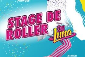 Affiche stage roller Soy Luna