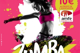 Affiche Zumba