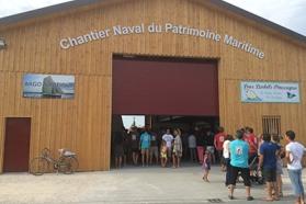 Image Chantier naval du patrimoine maritime