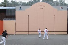 Image joueurs de pelote
