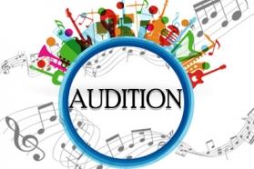 Logo audition