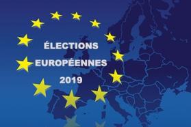 Logo élections européennes 2019