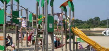 Jeux d'extérieurs pour enfants