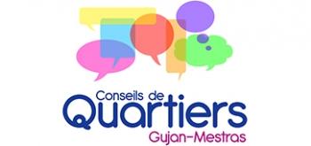 Logo Conseils de Quartiers