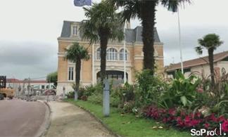 Image Travaux de l'Hôtel de Ville