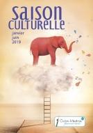 Couve plaquette culturelle janvier 2019
