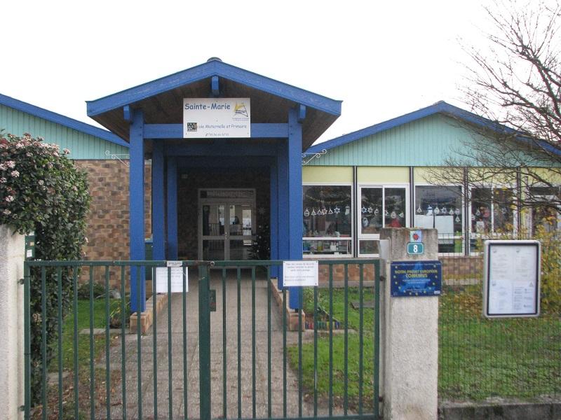 Ecole privée Sainte-Marie