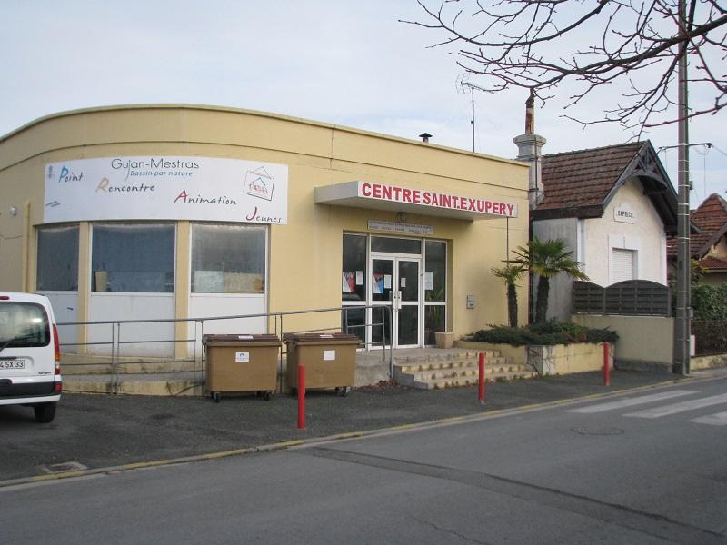 Salle Saint-Exupery